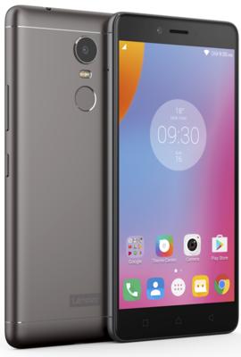 Смартфон Lenovo K6 Note (K53a48) Gray 7