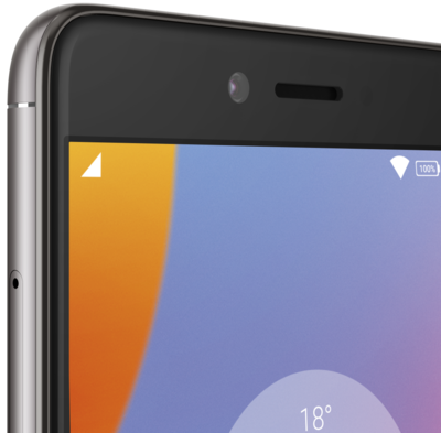 Смартфон Lenovo K6 Note (K53a48) Gray 10