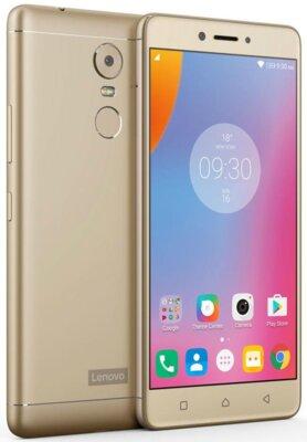 Смартфон Lenovo K6 Note (K53a48) Gold 6