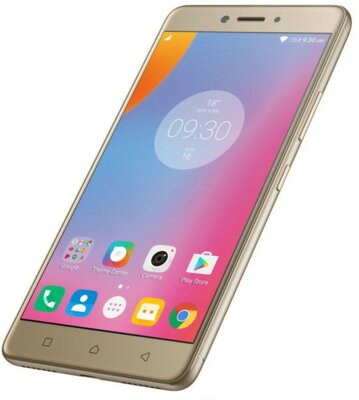 Смартфон Lenovo K6 Note (K53a48) Gold 7