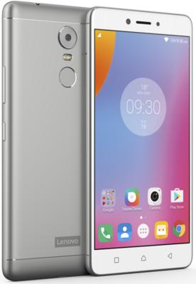 Смартфон Lenovo K6 Note (K53a48) Silver 6