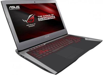 Ноутбук ASUS ROG G752VS (G752VS-GC032R) 3