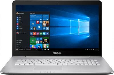 Ноутбук ASUS N752VX (N752VX-GB157T) 1
