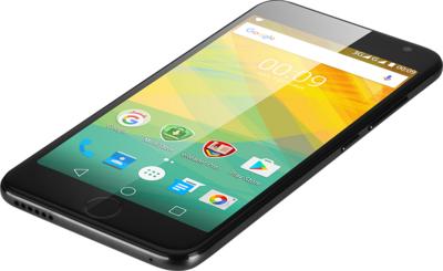 Смартфон Prestigio MultiPhone 7501 Grace R7 Duo Black 4