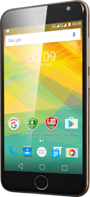 Смартфон Prestigio MultiPhone 7501 Grace R7 Duo Gold 2