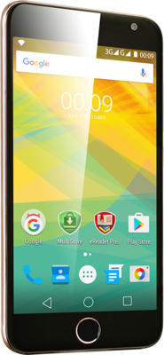 Смартфон Prestigio MultiPhone 7501 Grace R7 Duo Gold 3