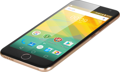 Смартфон Prestigio MultiPhone 7501 Grace R7 Duo Gold 4