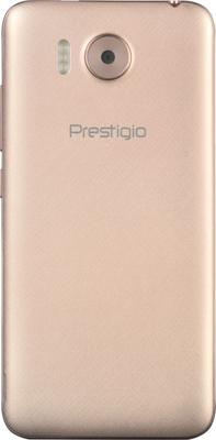 Смартфон Prestigio MultiPhone 7501 Grace R7 Duo Gold 5