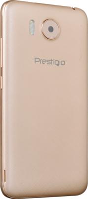Смартфон Prestigio MultiPhone 7501 Grace R7 Duo Gold 6