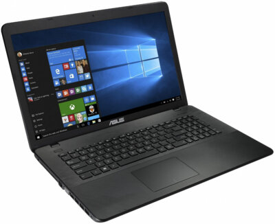 Ноутбук ASUS X751SV (X751SV-TY001D) Black 2