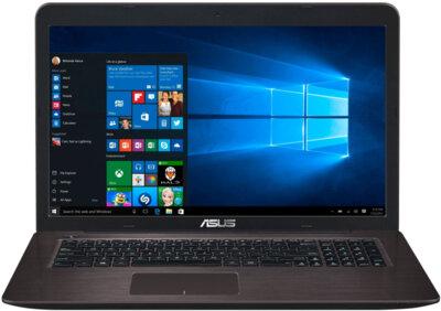 Ноутбук ASUS X756UQ (X756UQ-T4005D) Dark Brown 1