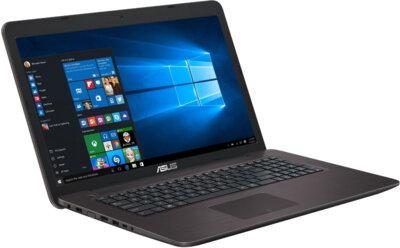 Ноутбук ASUS X756UQ (X756UQ-T4005D) Dark Brown 2