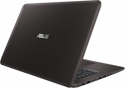 Ноутбук ASUS X756UQ (X756UQ-T4005D) Dark Brown 5
