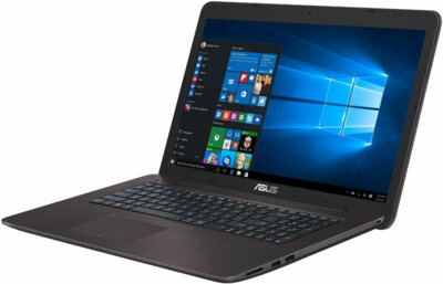 Ноутбук ASUS X756UQ (X756UQ-TY001D) Dark Brown 4