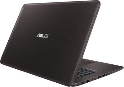 Ноутбук ASUS X756UQ (X756UQ-TY001D) Dark Brown 5