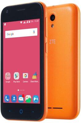 Смартфон ZTE Blade L110 Orange 5