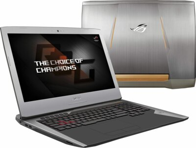 Ноутбук ASUS ROG G752VS (G752VS-GB060R) 5