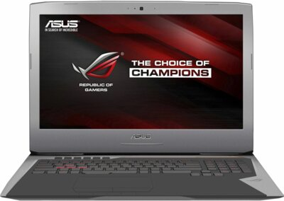 Ноутбук ASUS ROG G752VY (G752VY-GC061T) 1