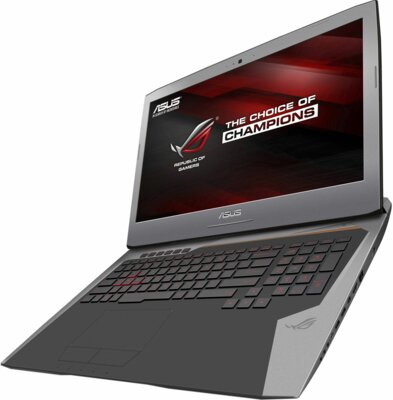 Ноутбук ASUS ROG G752VY (G752VY-GC396R) 4