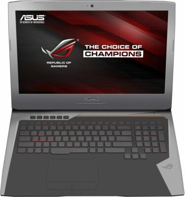 Ноутбук ASUS ROG G752VY (G752VY-GC397R) 2