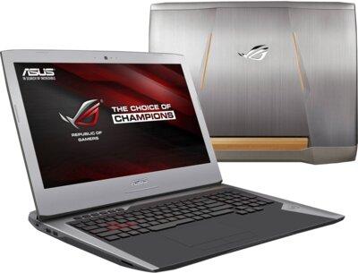 Ноутбук ASUS ROG G752VY (G752VY-GC396R) 5