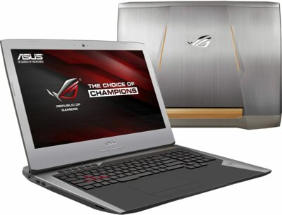 Ноутбук ASUS ROG G752VY (G752VY-GC397R) 5