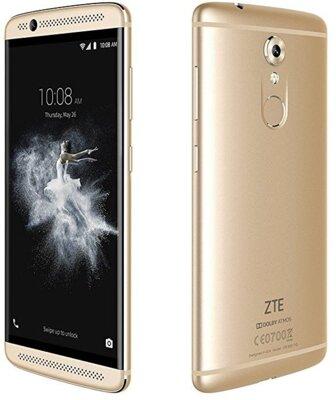 Смартфон ZTE Axon 7 Mini Gold 4