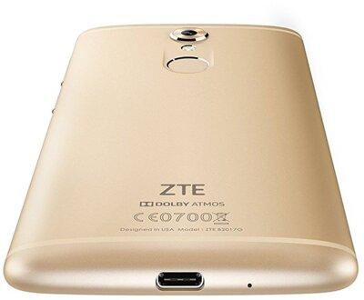 Смартфон ZTE Axon 7 Mini Gold 5