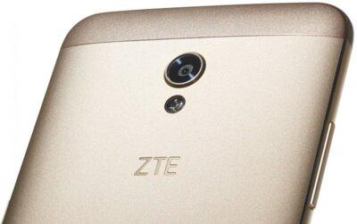 Смартфон ZTE Blade V7 Gold 8