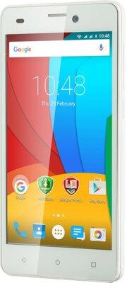 Смартфон Prestigio MultiPhone 3508 Wize P3 Dual White 2