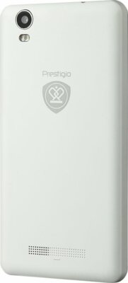 Смартфон Prestigio MultiPhone 3508 Wize P3 Dual White 5