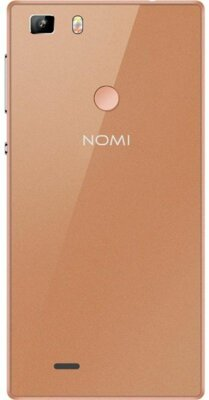 Смартфон Nomi i5031 EVO X1 Bronze 2