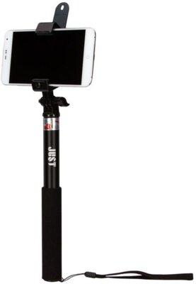 Селфі монопод JUST Selfie Stick PRO Black 1