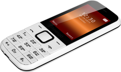 Мобильный телефон Prestigio 1240 Wize С1 Dual Sim White 4