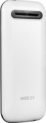 Мобильный телефон Prestigio 1240 Wize С1 Dual Sim White 5