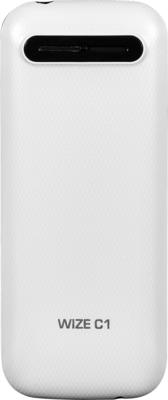 Мобильный телефон Prestigio 1240 Wize С1 Dual Sim White 6