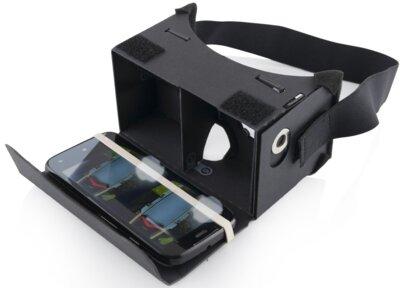 Очки виртуальной реальности Modecom FreeHANDS MC-G3DC 5
