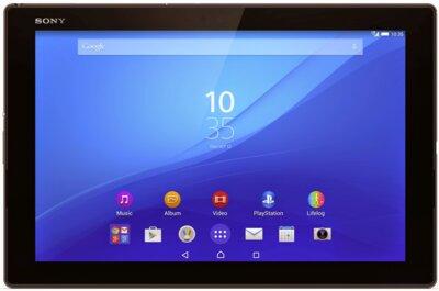 """Планшет Sony Xperia Tablet Z4 10"""" 4G 32Gb Black 1"""
