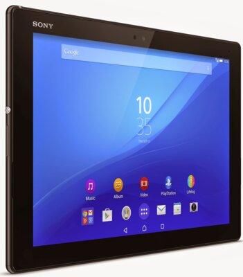 """Планшет Sony Xperia Tablet Z4 10"""" 4G 32Gb Black 2"""