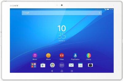 """Планшет Sony Xperia Tablet Z4 10"""" 4G 32Gb White 1"""