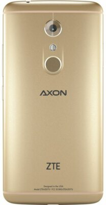 Смартфон ZTE Axon 7 64GB Gold 2