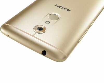 Смартфон ZTE Axon 7 64GB Gold 7