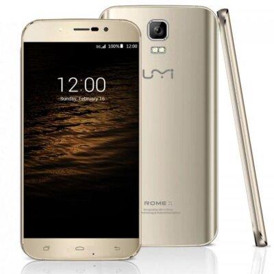 Смартфон UMI London Gold 4
