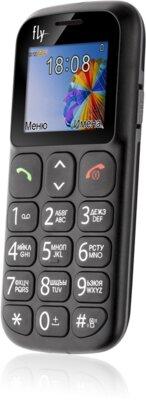 Мобильный телефон Fly Ezzy 7 Black 3