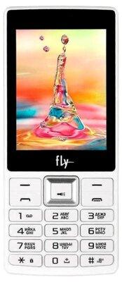 Мобильный телефон Fly TS112 White 1
