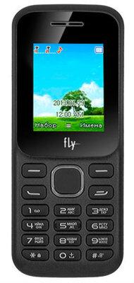 Мобильный телефон Fly FF178 Black 1