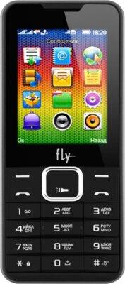 Мобильный телефон Fly FF243 Black 1