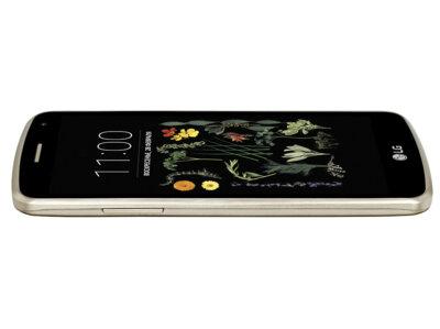 Смартфон LG X220 K5 Gold 4