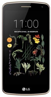 Смартфон LG X220 K5 Gold 1