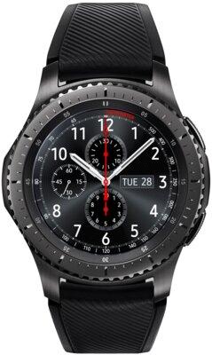 Смарт-часы Samsung Gear S3 Frontier SM-R760 Dark Grey 1